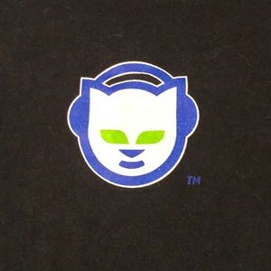 Napster Graphic Tee
